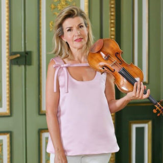 2019 Praemium Imperiale Awards Japan Art Association Anne-Sophie Mutter