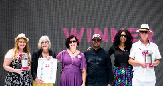 Creative Feel BASA Awards media sponsorship Business Arts South Africa