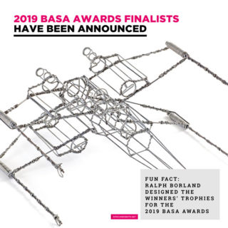 BASA Awards finalists Algorythm Business Arts South Africa