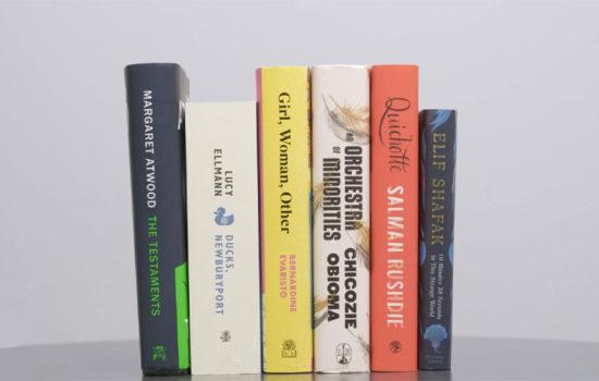 Booker Prize Margaret Atwood Lucy Ellmann Bernardine Evaristo Chigozie Obioma Salman Rushdie Elif Shafak