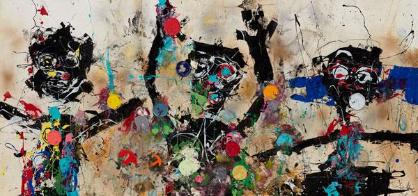 Daniel Stompie Selibe Candice Berman Contemporary
