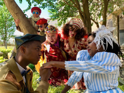 Chitty Chitty Bang Bang Jr. Joburg Theatre Peoples Childrens
