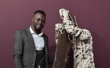 Nkhensani Rihlampfu Absa L'Atelier Award winner