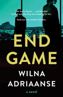 Book review End Game Wilna Adriaanse