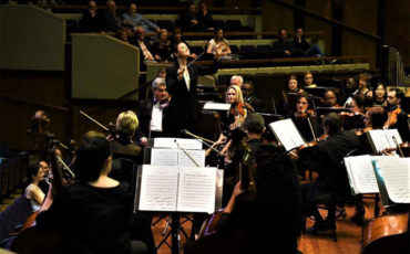 Johannesburg Philharmonic Orchestra JPO symphony concert Spring 2019