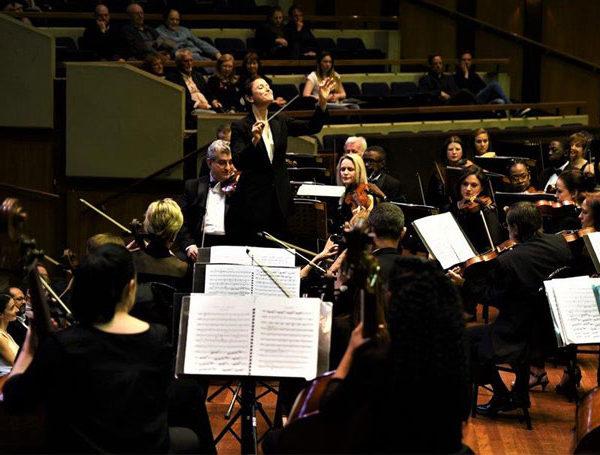Johannesburg Philharmonic Orchestra JPO symphony concert Spring 2019
