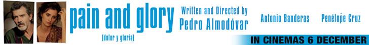 Filmfinity Pain & Glory leaderboard