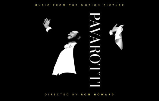 Luciano Pavarotti Decca Records film movie soundtrack