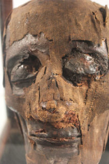 DITSONG National Museum of Cultural History mummy mummification