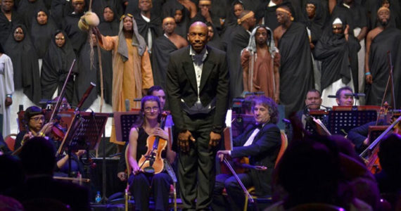 SA South Arica Singers concert KwaZulu-Natal Philharmonic Orchestra