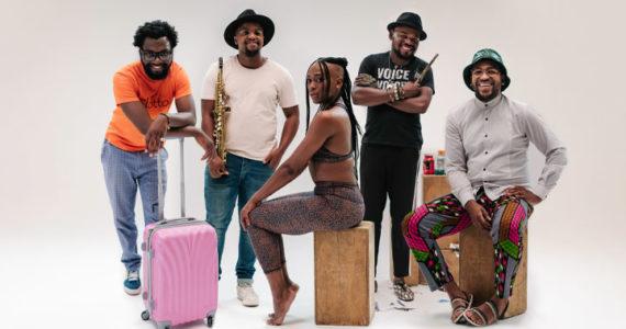 Standard Bank Young Artist Awards winners 2019 jazz dance art music theatre Jefferson Tshabalala Sisonke Xonti Lulu Mlangeni Blessing Ngobeni Nthato Mokgata