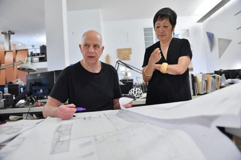 2019 Praemium Imperiale Awards Japan Art Association Tod Williams and Billie Tsien