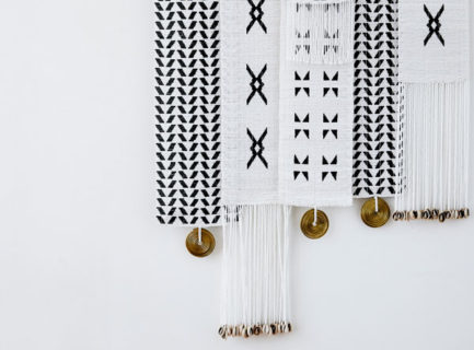 Handmade Discoveries from Africa craft sale exhibition Plettenberg Bay wall hangings