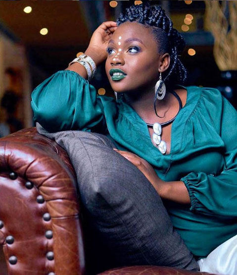 Amanda Black Spotify new album release music songs South African singer