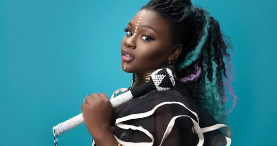 Amanda Black Spotify new album release music songs South African singer