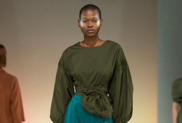 Amanda Laid Cherry South Africa SA Fashion Week sustainable