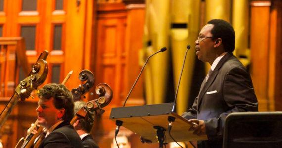 Bongani Tembe KZN Philharmonic Orchestra JPO Johannesburg KwaZulu-Natal