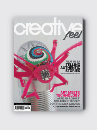 Creative Feel November 2019 arts culture lifestyle Joburg Johannesburg South African magazine