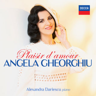Plaisir d'amour Angela Gheorghiu Decca Records CD album release