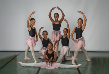 Joburg Ballet Dance school academy dancing children