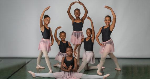 Joburg Ballet Dance school academy dancing children
