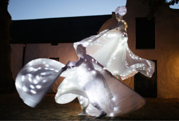 Spier Light Art Festival installation performance massive sculpture interactive Festive Season kids family entertainment