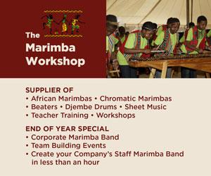 The Marimba Workshop Nov 2019 300×250