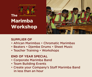 The Marimba Workshop Nov 2019 300×250