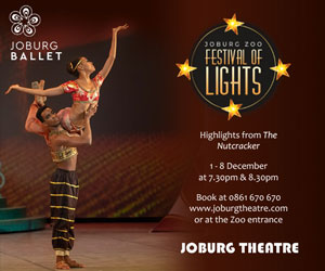 Joburg Ballet The Nutcracker 2019 300×250
