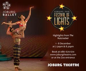Joburg Ballet The Nutcracker 2019 300×250