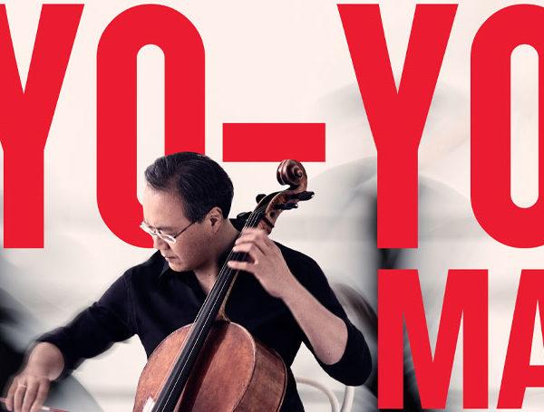 Yo-Yo Ma cellist in Cape Town Kirstenbosch Botanical Garden Western Cape South Africa musical performance concert