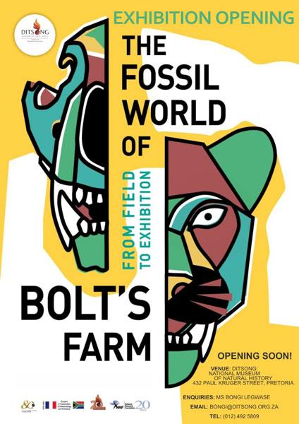 DITSONG Bolt's Farm palaeontology