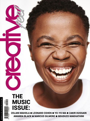 Creative Feel music issue publication magazine