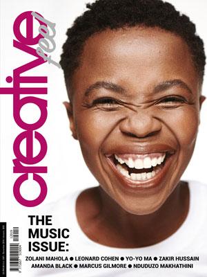 Creative Feel music issue publication magazine
