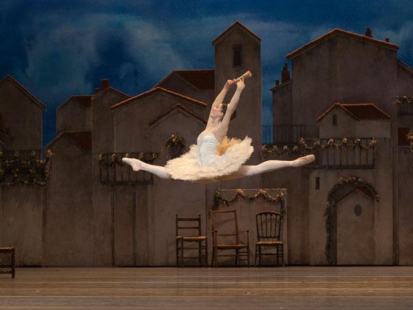 Joburg Ballet Don Quixote Vadim Muntagirov Basilio Marianela Nunez Kitri