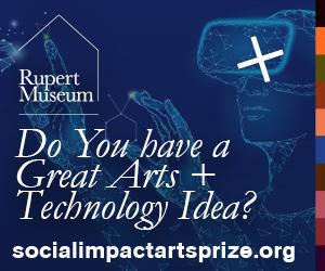 Social Impact Arts Prize 2019 300 x 250