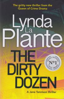 book novel publication Lynda La Plante Dirty Dozen