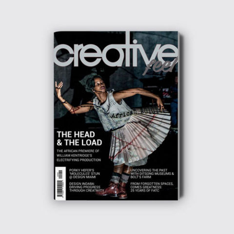Creative Feel The Head and The Load William Kentridge South African Arts culture lifestyle magazine
