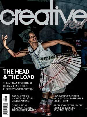 Creative Feel magazine February March 2020