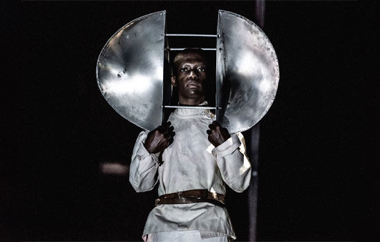 The Head & The Load William Kentridge theatre dance South African production Africa World War One