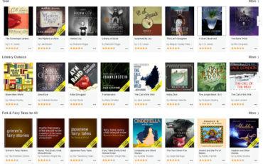 Audible free ebooks audio books