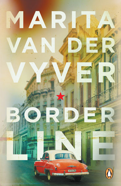 Borderline book review Marita van der Vyver