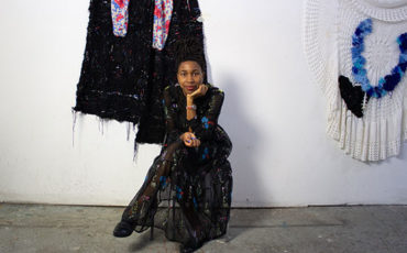 Georgina Maxim at Bag Factory Artists' Studios