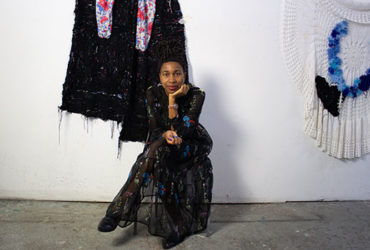 Georgina Maxim at Bag Factory Artists' Studios