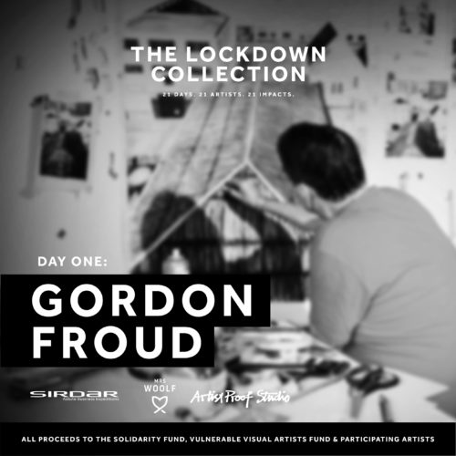 The Lockdown Collection Gordon Froud