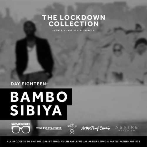 The Lockdown Collection Bambo Sibiya