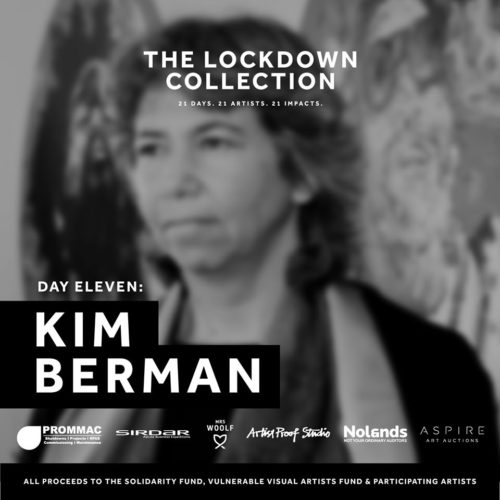 The Lockdown Collection Kim Berman