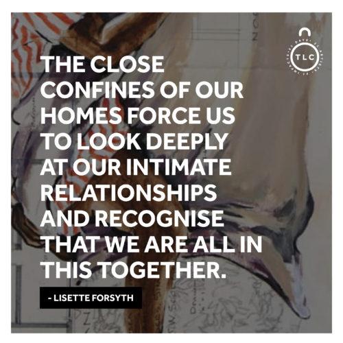The Lockdown Collection Lisette Forsyth