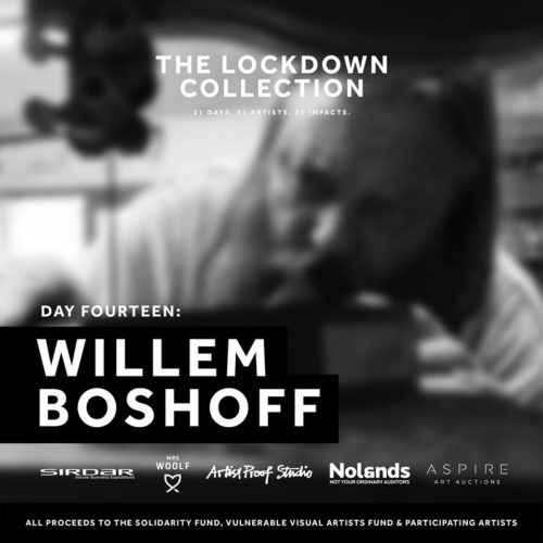 The Lockdown Collection Willem Boshoff