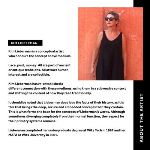 The Lockdown Collection Kim Lieberman